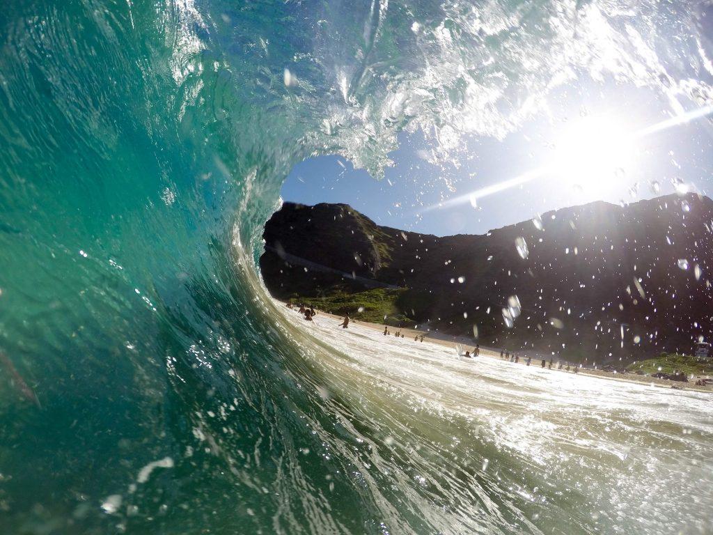 הים והגלים מסייעים בטיפול בפוסט טראומה